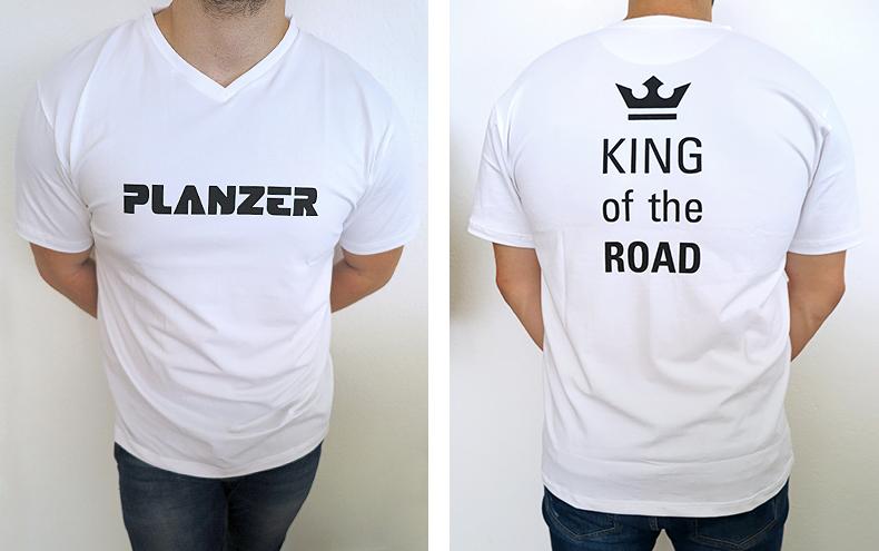 Planzer T-Shirt King / (Herren)