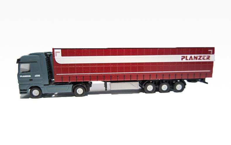 Planzer Minimodell Masstab 1:160