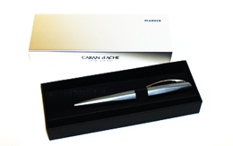 Kugelschreiber / Dunas Caran d'Ache & Metallbox